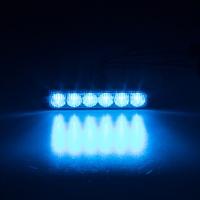 PROFI SLIM výstražné LED světlo vnější, 12-24V, ECE R65
