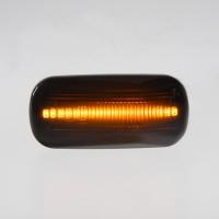 Boční LED blinkry s funkcí dynamického běhu kouřové Honda Jazz II (GD_, GE3, GE2) -- rok výroby 06/01-12/08