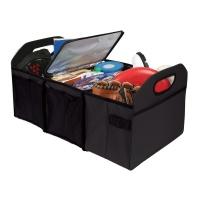 Organizér do zavazadlového prostoru včetně Cooler boxu Comfortline černý