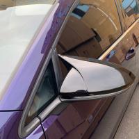 Kryty zrcátek A-Look černé lesklé VW Golf VII -- rok výroby 2012-19