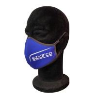 Sparco ochranná rouška na nos a ústa - modrá
