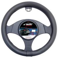 Potah na volant design Small barva černá - pro volanty o průměru 35-37cm