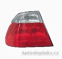 Zadní světla (lampy) BMW 3 E46 sedan --rok výroby 98-01 ** červeno/čiré