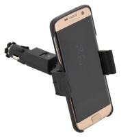 Držák telefonu do zásuvky (zapalovače) SOCKET + 1xUSB