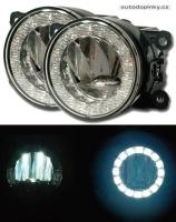 Světlomety pro denní svícení + mlhovky Citroen C4 Picasso (2007-)
