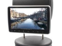 "DVD/SD/USB/HDMI monitor 10,1"" s držákem na opěrku, české menu"