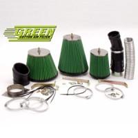 Kit přímého sání Green DAEWOO NEXIA 1,8L i výkon 74kW (101hp) typ motoru C18LE rok výroby 95-