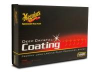 Meguiar's Deep Crystal Coating - patentovaná, extrémně odolná polymerová ochrana laku (coating) s unikátním složením!