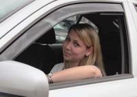 ofuky předních oken VW POLO 3dv. r.v. 02-
