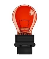 Žárovka OSRAM USA PY27W 12V 27W oranžová (patice W2,5x16d) - kus