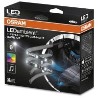 OSRAM LED ambient TUNING LIGHTS CONNECT pásky RGB do interiéru ovládané telefonem