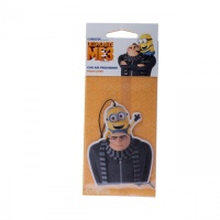 Závěsná vůně Minions - Dave & Gru - vůně Čerstvě vypráno (Fresh Linen)