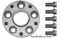 HR podložky pod kola (1pár) MERCEDES SL W230HA rozteč 112mm 5 otvorů stř.náboj 66,5mm -šířka 1podložky 30mm /sada obsahuje montážní materiál (šrouby, matice)