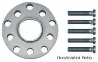 HR podložky pod kola (1pár) TOYOTA Carina T17 (5-otvorů) rozteč 100mm 5 otvorů stř.náboj 54,1mm -šířka 1podložky 20mm /sada obsahuje montážní materiál (šrouby, matice)