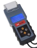 Tester 3v1 baterie/nabíjení/startér s tiskárnou