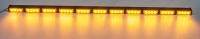 LED alej 12/24V, 44x LED 1W, oranžová 1410mm
