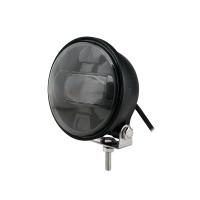 PROFI LED výstražný pruh 10-80V 15W modrý 111mm