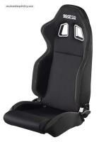 SPARCO sportovní sedadlo model R100 barva černá
