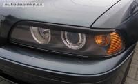 Dynamik Style mračítka předních světlometů BMW 5 E39 -- rok výroby 95-03