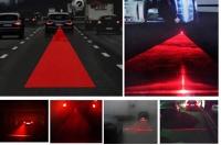 Laserové mlhové světlo