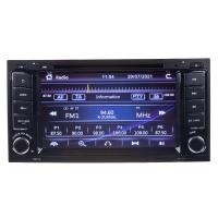 """Autorádio pro VW Touareg 2004-2011 / T5 2003-2010 s 7"""" LCD, GPS, ČESKÉ MENU"""