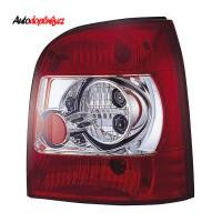 Zadní světla (lampy) červené/čiré Audi A4 Avant -- rok výroby 95-2001