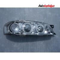 Přední světla (lampy) chrom s AGEL EYES Subaru Impreza -- rok výroby 97-2000