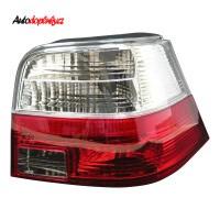 Zadní světla (lampy) červené/čiré VW Golf IV