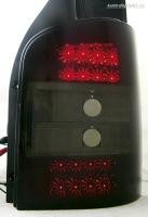 Zadní světla (lampy) VW T5 (pro modely se zadními dveřmi výklopnými nahoru) - od roku výroby 2003- LED kouřové