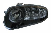 Přední světla (lampy) černé/čiré Alfa Romeo 147 - do roku výroby -2005