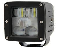 PROFI LED výstražné pruhy 10-80V 5LED modrý 82x75mm