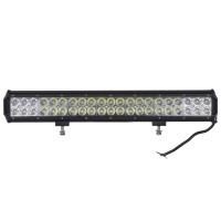LED světlo 10-30V, 42x3W, rozptýlený + bodový paprsek, 505x80x65mm