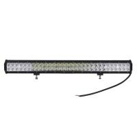 LED světlo 10-30V, 60x3W, rozptýlený + bodový paprsek, 705x80x65mm