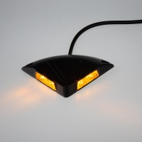 LED světlo na nakládací rampy